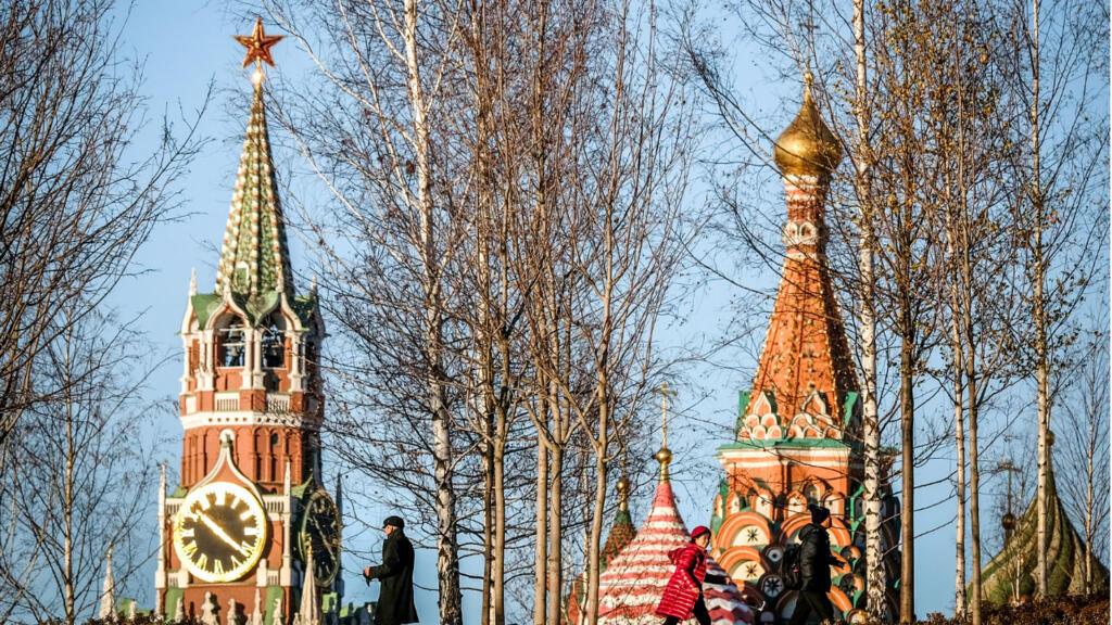 'US spy' worked in Russian president's office
