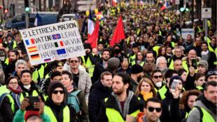 Le vote et la mobilisation des Gilets jaunes ont été observés de près lors du scrutin des européennes du 26mai.