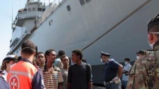 Plus de 207000 migrants ont tenté de traverser la Méditerranée depuis le début de l'année.
