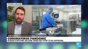 2021-03-04 13:33 EU regulator starts a review of Russia's Covid-19 vaccine