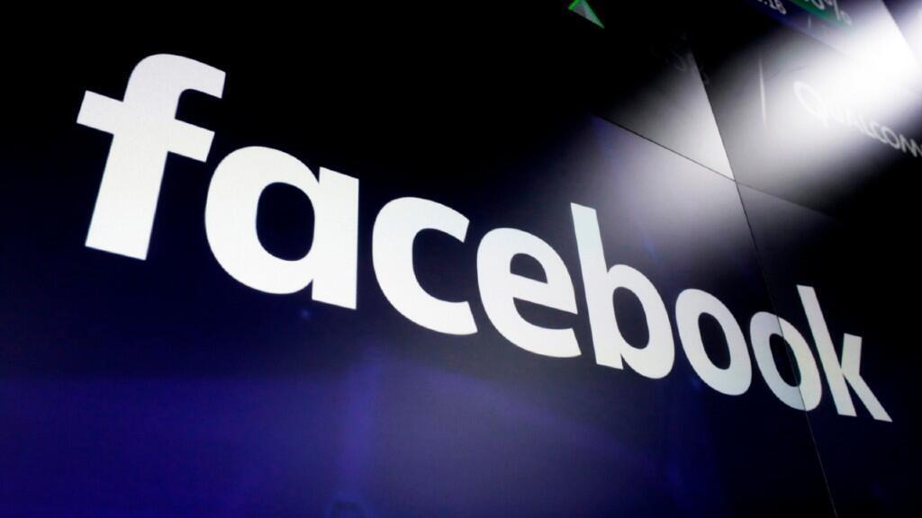En esta imagen de archivo aparece el logo de Facebook en el Nasdaq MarketSite, en Nueva York. El 29 de marzo de 2018.