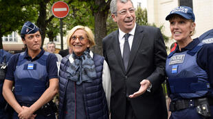 Patrick and Isabelle Balkany