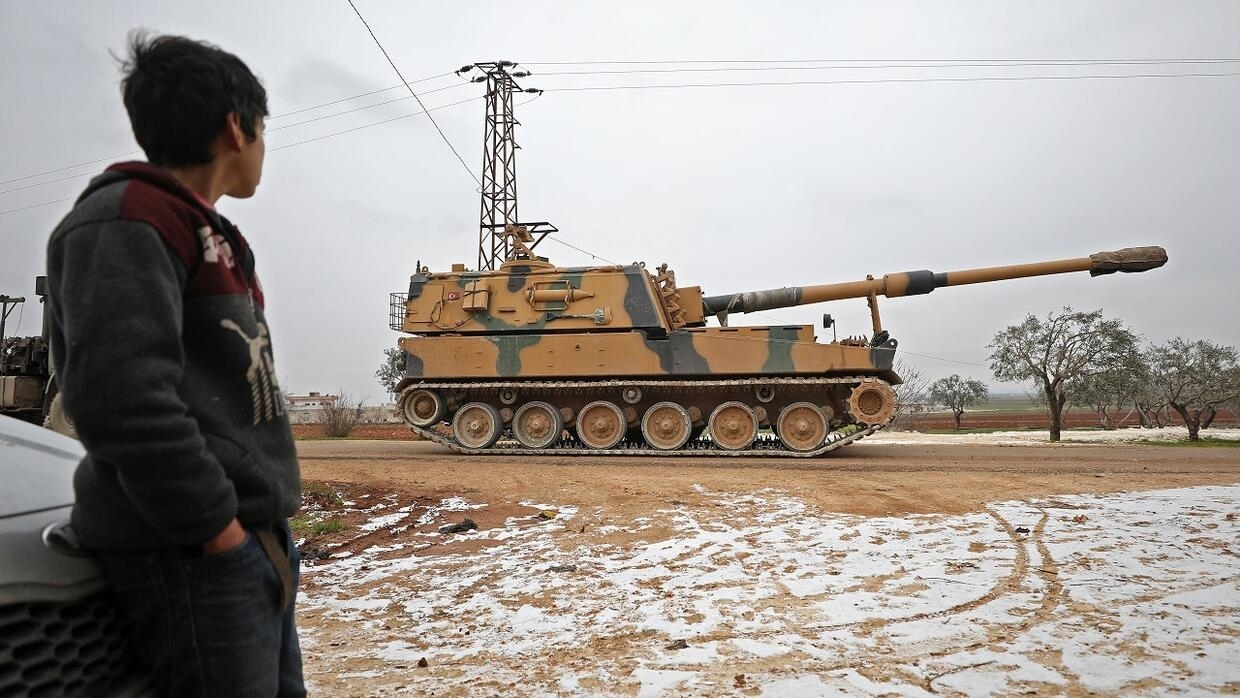 Turkey threatens to hit Syrian 'radicals' who do not abide by ceasefire