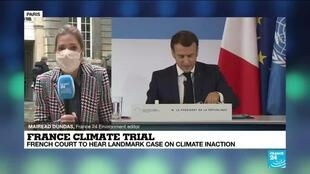 2021-01-14 14:12 France climate trial: French court to hear landmark case on climate inaction