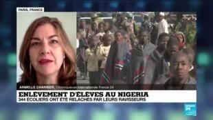 """2020-12-18 10:03 Ecoliers relâchés au Nigeria : """"Une très belle opération pour le gouverneur local"""""""