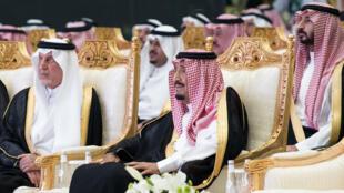 الملك سلمان بن عبد العزيز 25 أيلول/سبتمبر 2018