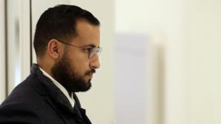 L'ancien chargé de mission de l'Élysée a été convoqué mardi 19 février au tribunal de Paris par les juges d'instruction.