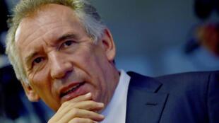 Le président du Modem François Bayrou est un soutien d'Alain Juppé.
