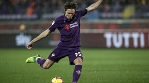 Italian forward Federico Chiesa has scored 12 goals in all competitions for Fiorentina this season