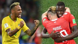 Brasil y Suiza se sumaron a la lista de clasificados en Rusia 2018