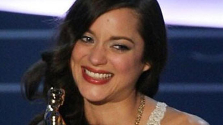 Cotillard Wins Best Actress