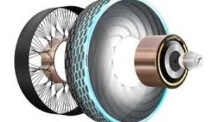 ابتكار إطارات لعجلات السيارات تتجدد باستمرار ولا تحتاج لاستبدالها