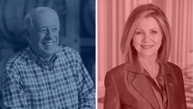 Senado en Tennessee: Phil Bredesen (demócrata) vs. Marsha Blackburn (republicana)