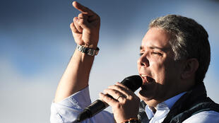 Iván Duque, a diferencia de su mentor, Álvaro Uribe, es un político más sereno en el discurso, lo que le ha valido el apoyo de la rama más suave de la derecha.