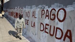 Argentine dette creanciers