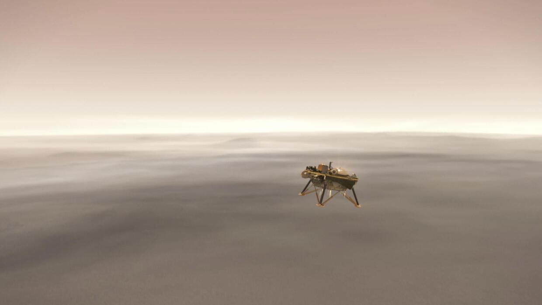 Trembling Mars gives up more seismic secrets - FRANCE 24