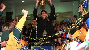 John Eales led Australia to World Cup victory in 1999