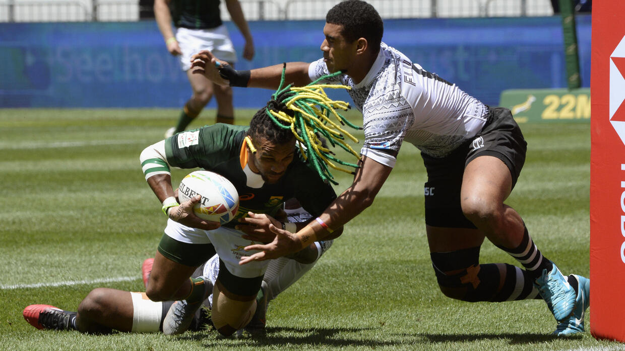 South Africa on track for Sevens double