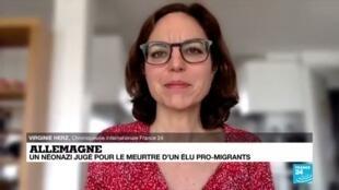 2020-06-16 09:15 Allemagne : un néonazi jugé pour le meurtre d'un élu pro-migrants
