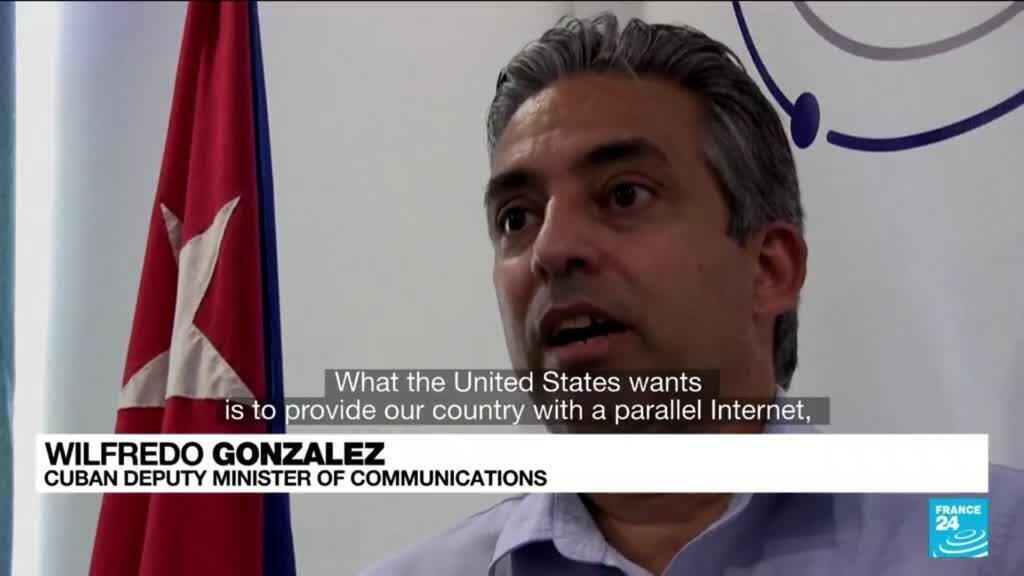 2021-08-18 18:08 Critics say new Cuba cybersecurity law limits freedom