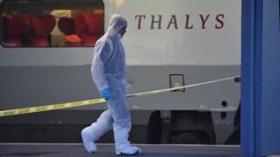 L'attaque du Thalys en août 2015 avait fait un blessé.