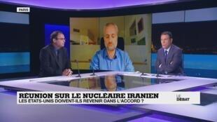 Le Débat de France 24 - mardi 6 avril 2021
