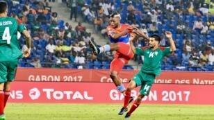 بداية فاشلة للمغرب في كأس الأمم ألأفريقية 2017 لكرة القدم.