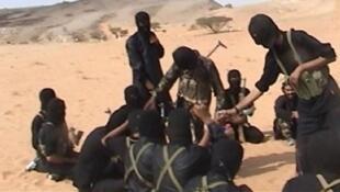 جهاديون من تنظيم القاعدة في اليمن