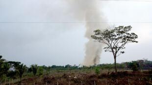 Amazonas brasileño, foto de Louise Raulais