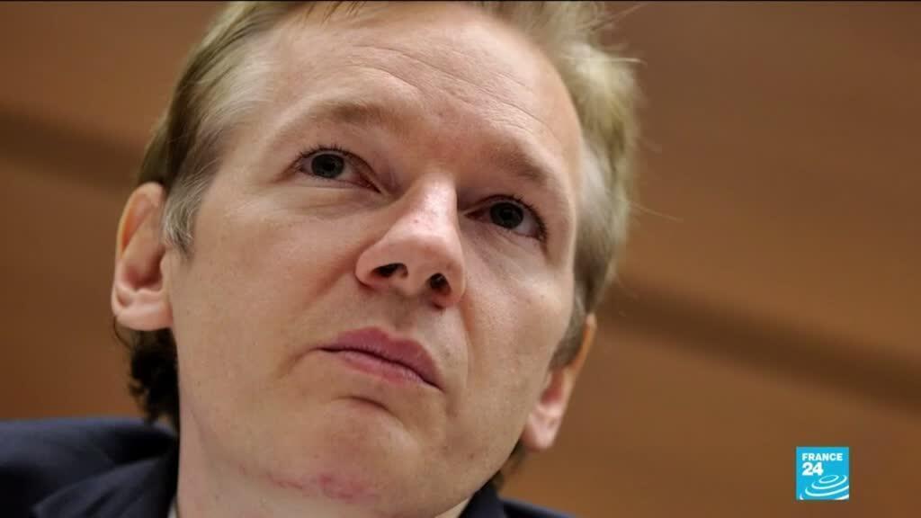 2021-01-04 13:17 Affaire WikiLeaks : Julian Assange, lanceur d'alerte encensé devenu paria