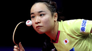 The prospect of competing without the roar of the home support doesn't faze table tennis world number three Mima Ito