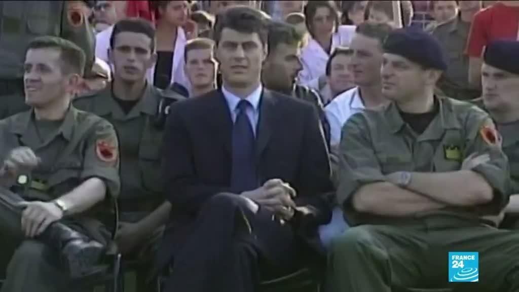 2020-11-06 10:11 Crimes de guerre : le président kosovar, inculpé, démissionne et est mis en détention à La Haye