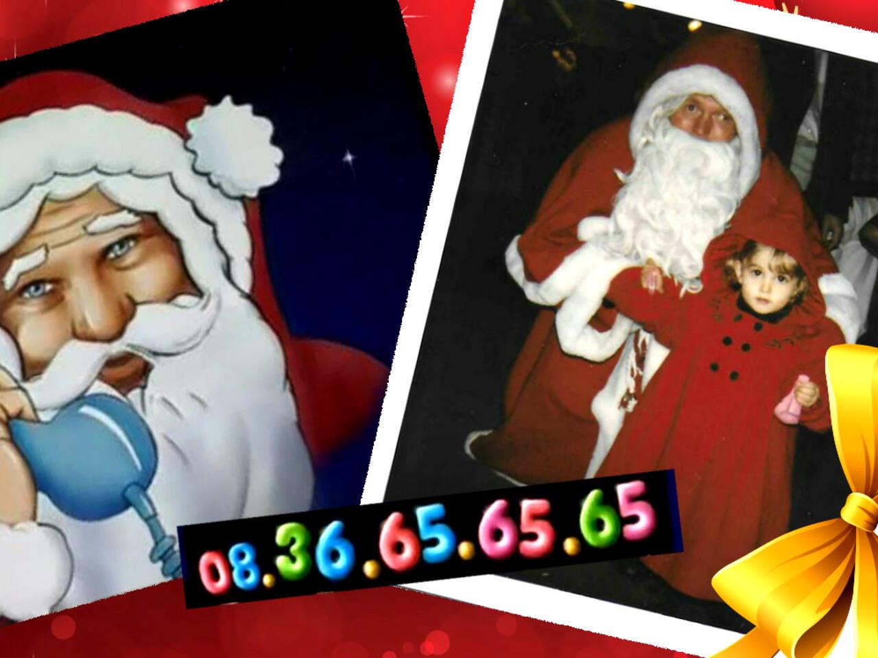 Pere Noel Numero J'ai testé les hotlines du Père Noël et je ne crois plus en rien