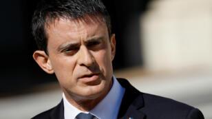 Valls, désormais candidat à la présidentielle, quittera ses fonctions de Premier ministre mardi.
