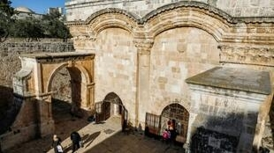 An Israeli court has ordered the temporary closure of the Golden Gate at the Al-Aqsa mosque compound in Jerusalem
