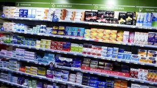 Les cas de signalement de rupture de stock de médicament ont été multiplié par 20 en dixans.