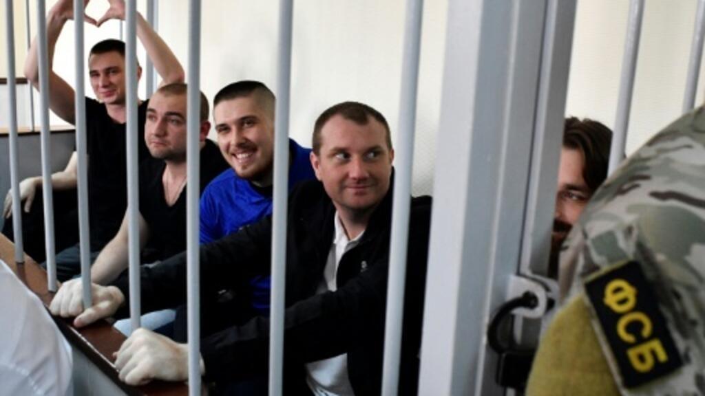 Ukrainian Dating Ukraine Prisoner Exchange