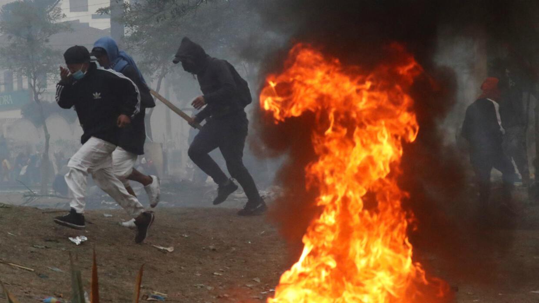 Les indigènes dialoguent avec le gouvernement pour mettre fin à la crise en Équateur