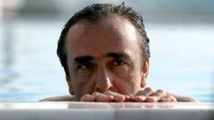 """Nanni Moretti interprête Silvio Berlusconi dans """"Le Caïman"""""""