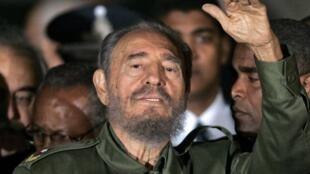 الزعيم الكوبي الراحل فيدل كاسترو