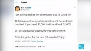 bitcoin millionnaire ecosse