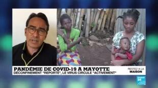 2020-05-05 13:03 Covid-19 en France : Le confinement se poursuivra au-delà du 11 mai à Mayotte