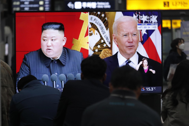 North Korea accuses Biden of pursuing hostile policy, warns of reprisal