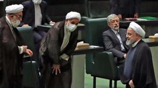 Iran's moderate President Hassan Rouhani faces a largely hostile parliament for his last 12 months in office after his conservative and ultra-conservative opponents swept a February 21 general election