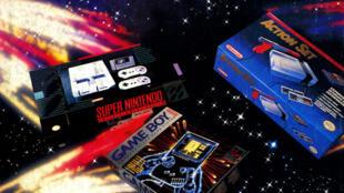 Publicité Nintendo de 1992.