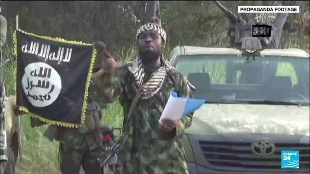 2021-06-07 10:07 Head of terrorist group Boko Haram reportedly killed
