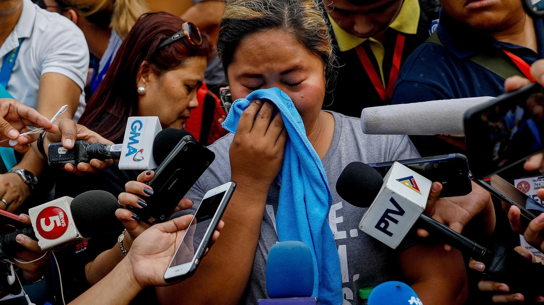 Massacre aux Philippines