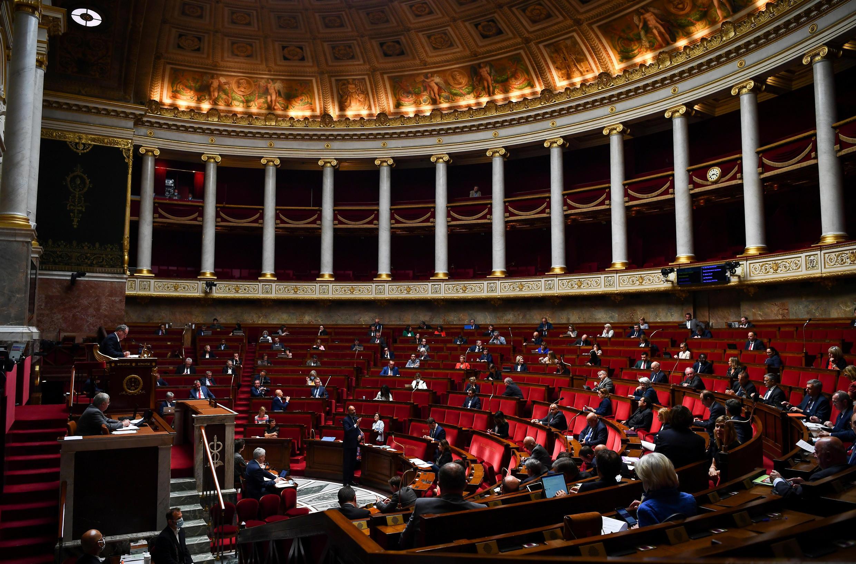 جلسة لمجلس النواب الفرنسي في 26/05/2020