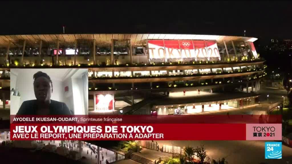 2021-07-23 12:39 JO de Tokyo : des conditions d'entraînement très particulières pour les athlètes