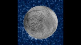 Europe, une des lunes de Jupiter.
